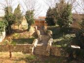 Murvelträdgården i mars 2012