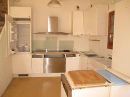 Köket när huset blev vårt i mars 2012,