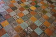 Påvens nyvakna fötter fick beträda vackert golv i sovrummet