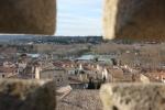 Utsikt högst upp i tornen
