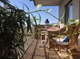 Fint balkongliv på sjätte våningen ändå...