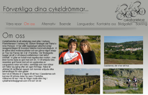 Klicka på bilden för att komma till Rakel och Arnes hemsida!