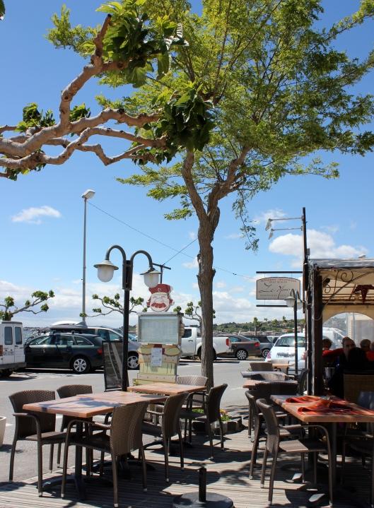 Restaurant Le Marin i Bouzigues