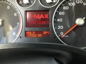 Ford-dashboard