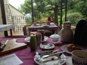 frukost i Lyon