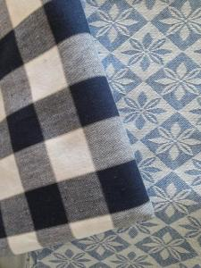 Rutigt eller madrassmönster på Gripsholmsstolen? Hur oortodox får man vara, tro?