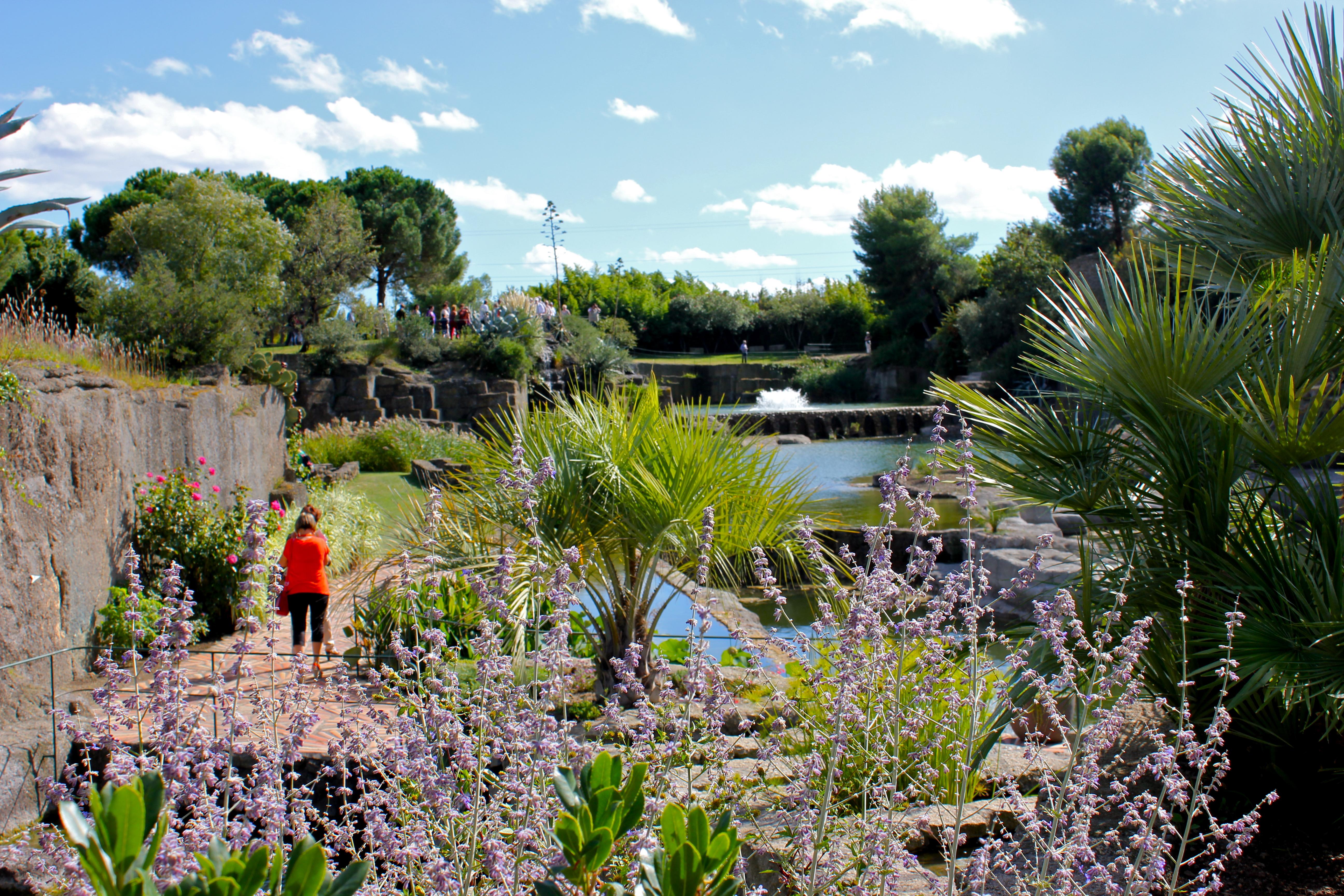 Jardin de st adrien murvielklotter - Jardin de saint adrien ...