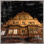 Vackra husfasader finns det gott om i Heidelberg