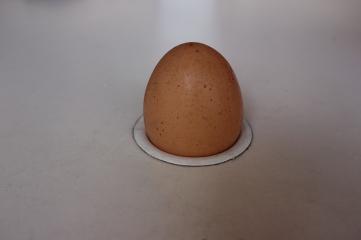 Ägg från glada hönor måste det vara!