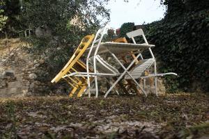 Höst i murvelträdgården