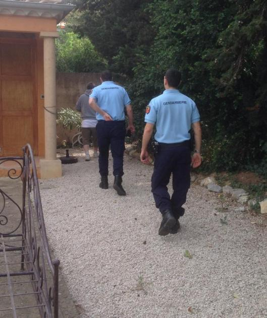 gendarmerna