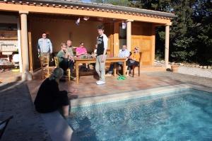 Öppnande av poolsäsong 2013
