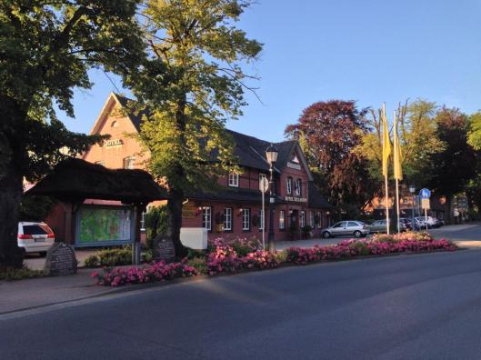 Hotell Sellhorn i Hanstedt