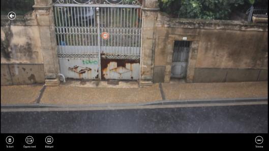 Regn!