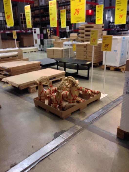 Soldes på Ikea