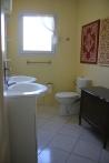 Nygjort badrum