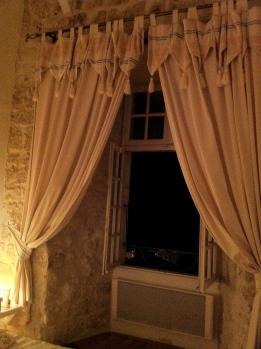 Vårt rum under husjakt hösten 2011...