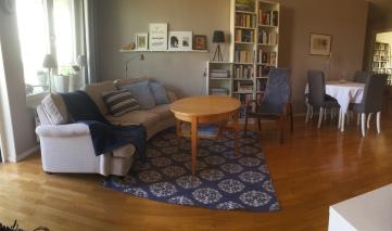 Pimpad lägenhet