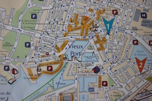 Klicka på kartan för att komma till hotellets hemsida!