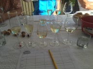 Bubbelprovning chez Maison Hansby