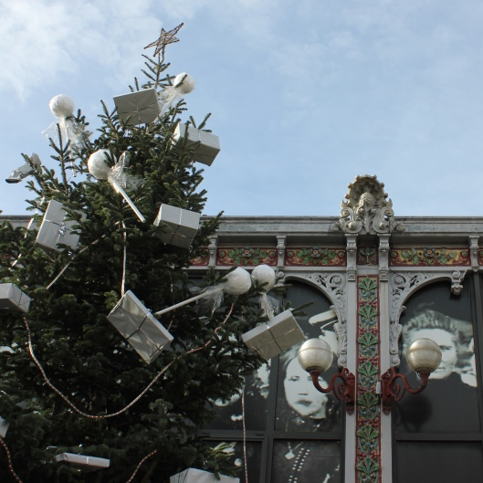 Än är inte julen slut...