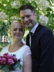 Johanna och Gustaf!