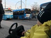 Tåg OCH buss och lilla B sjöng om båda