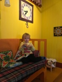 Alfons vardagsrum