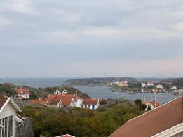 Utsikt över Kyrkesund